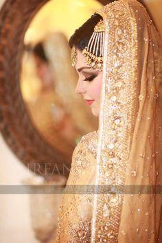 Pakistani Bride | Irfan Ahsan Photography