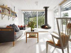 Conhece decoração Escandinava? Vejam com blog Camarina Studio - Design de Interiores -> http://www.blogsdecor.com/camarinastudio/inspiracao-escandinava-para-interiores/ #decoracao #decoracion #decor #cozinha #sala #livingroom