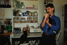 FZ and his cats