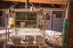 Greengate Ranch & Vineyard, San Luis Obispo California Wedding Venue, Rustic Elegant Wedding, Barn Wedding, Wedding Weekend, DestinationWedding, SLO, CaliforniaStyle, Wedding, WeddingVenue, WeddingDay, Ranch Wedding, Vineyard Wedding, SLOwedding, San Luis Obispo Wedding Venue, Rustic Glamour, Rustic Wedding, Champagne Reception in the Stables PHOTOGRAPHER: Mike Larson PLANNING & DESIGN: Karson Butler
