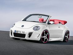 Bilderesultat for volkswagen new beetle cabriolet STYLING Vw Coccinelle Cabriolet, My Dream Car, Dream Cars, Vw Beetle Convertible, Vw Cabrio, Volkswagen New Beetle, Car Mods, Cute Cars, Vw Beetles