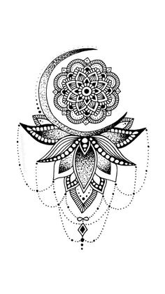 Baby Tattoos, Flower Tattoos, Body Art Tattoos, Sleeve Tattoos, Tatoos, Hip Tattoos For Girls, Tattoos For Women, Family Tattoo Designs, Mandala Art Lesson
