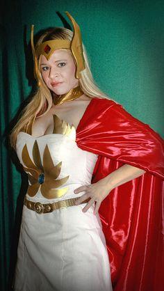 She-Ra Costume by ParadoxJane, via Flickr
