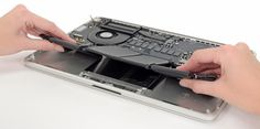 Teardowns of Late 2013 Retina MacBook Pros Reveal No Improvements in Accessibility