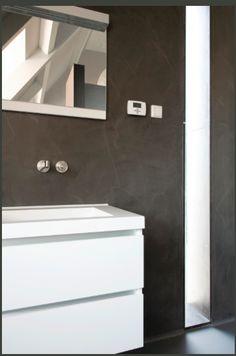 Badkamer - meubel gekozen bij Scholten