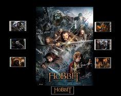 The Hobbit Film Cell Presentation : Movie by Everythingbutthatcom