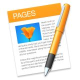 Pages for Mac Mac. Pages Make ravishing reports in minutes with the every single new Page for Mac word processor — highlighting a dazzling new outline, new written work