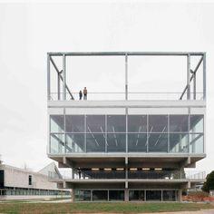 Public Condenser / MUOTO / Saclay University Campus, Paris, France