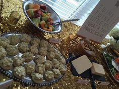 Twinkle Twinkle Little Star . Baby Shower . Star Decor . Food Display . Nashville . Finnie Nash
