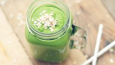 Groene smoothie – after party smoothie Door Jennifer, 28 december 2014
