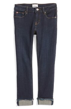 Hudson Kids 'Stella' Crop Jeans (Big Girls)