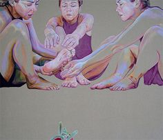 View Cristina Troufa's Artwork on Saatchi Art. Find art for sale at great prices from artists including Paintings, Photography, Sculpture, and Prints by Top Emerging Artists like Cristina Troufa. Figure Painting, Painting & Drawing, Cristina Troufa, Figurative Kunst, Kunst Online, Arte Sketchbook, Inspiration Art, Ap Art, Oeuvre D'art