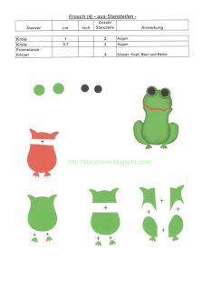 Meine Motivstanzer: Frosch aus dem Eulen Stanzer (3) - Karte -
