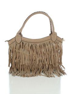 Adele: Fringe  Bag $51.00 CAD    www.fashionrehab.ca