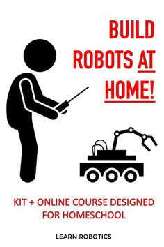 Use our online course and robotics kit to teach the fundamentals of robotics. We cover everything including intro to coding, building circuits, and autonomous robots. Students will walk away with functional projects including a plant monitoring system and a mobile robot rover.