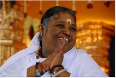 Pray with a sincere Heart: God, let me remember You constantly throughout the day. Let my every thought, word and deed bring me closer to You. Let me not hurt anyone in thought, word or deed. Be with me in every moment. - Mata Amritanandamayi Devi, Immortal Light, p.5