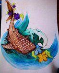 ... Tattoo Ideas on Pinterest | Whale shark tattoo, Lilies tattoo and