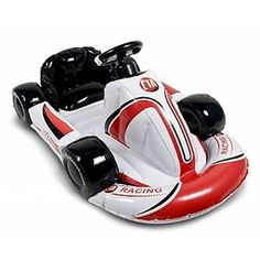 CTA Digital WI-CAR Wii Inflatable Racing Kart - Wii MotionPlus..