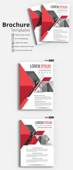 how to layout a brochure - Romeolandinez