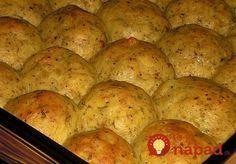 Syrovo-zemiaková gule z rúry: Lacné a neopísateľne lahodné jedlo z obyčajných surovín!