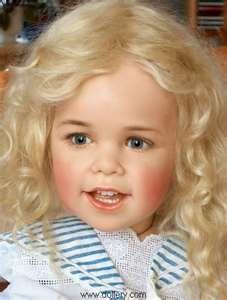 Puppen & Zubehör Fairy elf 23 centimeters Puppen Spielzeug OOAK Teddy Doll