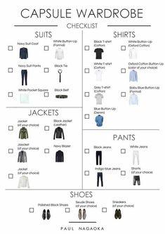 Minimalist Fashion Man Capsule Wardrobe 38 Ideas For 2020 Capsule Wardrobe Casual, Mens Wardrobe Essentials, Men's Wardrobe, Professional Wardrobe, Wardrobe Basics, Fashion Essentials, Wardrobe Ideas, Minimalist Wardrobe Men, Minimalist Fashion