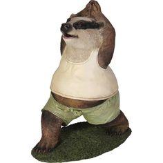 Yoga Badger