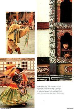 Bhutan  /Article,taken From A Magazin /1976 - Bücher, Zeitschriften, Comics