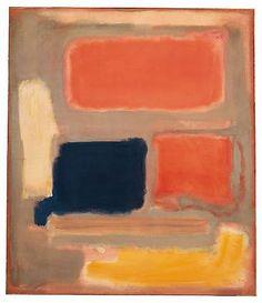 Mark Rothko, No. 20