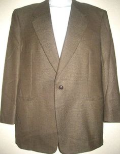 CANALI Bloomingdales Sport Coat Brown Blazer Jacket Dress Suit Top 42R 04 $124.50 Free Shipping. Summer accessorizing is very important for Your Personal Brand! Island Heat Products www.islandheat.com today's clothing Fashions and Home Goods with Great Family Gift Idea's. Shop Island Heat on eBay and Bonanza for Great Deals and same day shipping!