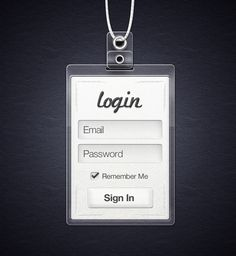 Another Login Form