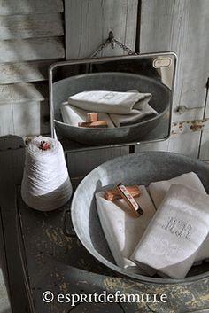 Miroir triple en m tal noir h 159 cm titouan escalier d coration industriel - Brocante industrielle en ligne ...