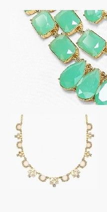favorite kate spade statement necklaces