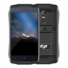 Mesuré à peine 9,9 mm pour la partie la plus fine, le ZOJI Z6 est certainement le téléphone robuste le plus fin.Android 6.0/1GB RAM 8GB ROM/5.0MP+2.0MP/3000mAh