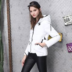 34.34$  Buy now - https://alitems.com/g/1e8d114494b01f4c715516525dc3e8/?i=5&ulp=https%3A%2F%2Fwww.aliexpress.com%2Fitem%2F2016-women-padded-jacket-fashion-slim-long-sleeve-thick-parkas-warm-winter-with-hood-short-coat%2F32766774440.html - 2016 women padded jacket fashion slim long sleeve thick parkas warm winter with hood short coat ladies cheap clothing outwear 34.34$