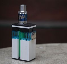 Lego box mod Cool idea