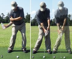 Golf Tip: How to Create Lag in your Golf Swing with this simple water drill.