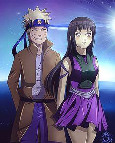 Naruto e Hinata (NaruHina) Anime Naruto, Sasuke, Madara Uchiha, Hinata Hyuga, Naruhina, Gaara, Naruto Uzumaki, Boruto, Naruto Family