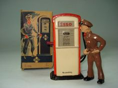 esso toys images - Google Search