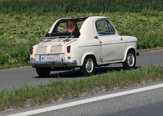 Vespa 400, Car, Dream Garage, Automobile, Autos, Cars