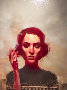 The cigarette hasn't been portrayed in the obvious manner however due to the change in colours above her fragile palms we can clearly tell that the situation includes a girl who's contemplating over a few drags of her cigarette.