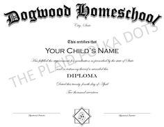 Free Printable High School Diploma Template. Huge