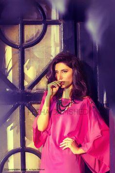 Mahira Khan for Feeha Jamshed
