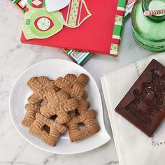 Gluten Free Speculaas - Speculoos - Cookie that tastes like Biscoff Cookies