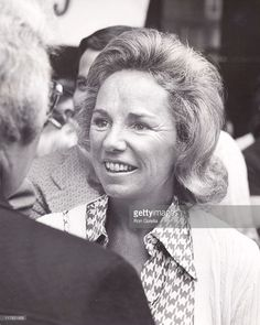 ethel kennedy   The 2nd annual RFK Pro-Celebrity Tennis Tournament Promotion   Getty ...