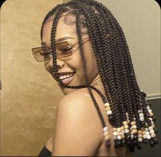 Black Girl Braids, Braids For Black Hair, Girls Braids, Braids With Natural Hair, Black Girl Hair, Protective Hairstyles For Natural Hair, Braided Hairstyles For Black Women, African Braids Hairstyles, Hairstyles For Box Braids