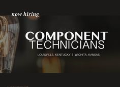 Looking for Component Technicians with 3 years mechanical experience for a long term employment opportunity!  Contact a recruiter today at 1.888.888.7195, option 2. or launchrecruiting@launchtws.com.