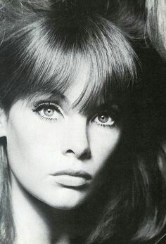 60's - 70's super model, Jean Shrimpton