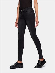 Jeans, Capsize Women Mid rise skinny - The Sting