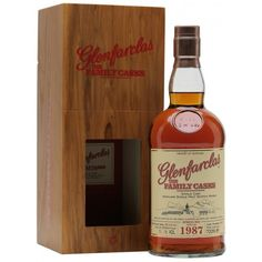 Glenfarclas - Whisky Family Cask 70 cl. (1987)
